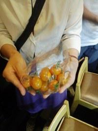 「岩出山・トマトを食す会」開催レポ