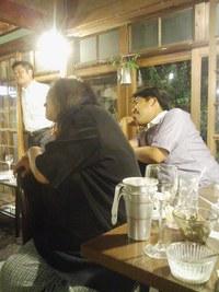 「オジーノ・カリーヤ」中村さんと語る会