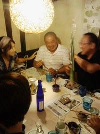 しんさんで、「竹泉 酒の会」