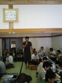 """仙台夏の陣 真夏の純米・燗酒の会 ~真夏の""""鶴""""の饗宴~"""