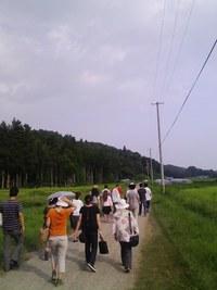 """「鳴子・岩出山""""ひとツーリズムツアー""""レポ③"""
