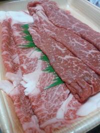登米産牛で焼肉!