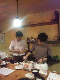 第1回宮城のこせがれキッチン~竹鶏ファームのたまご三昧ナイト