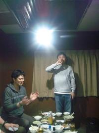 ファイブブリッジのカンヅメ合宿2012(1日目)