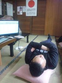 ファイブブリッジのカンヅメ合宿2012(2日目)