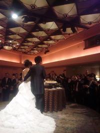 ファイブブリッジ仲間の結婚式