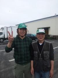 津田くん&津田鮮魚店レポート