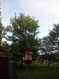 エコキャンプみちのくで初キャンプ!