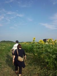 山川ご夫妻が遊びに来ました♪