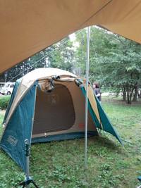 エコキャンプみちのくで2回目キャンプ!