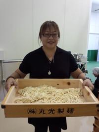 丸光食品さんの新工場(試運転編)