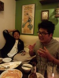 平間兄弟とのお食事会!