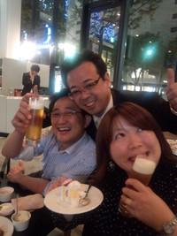 三浦さん&なるこりん、結婚おめでとう!