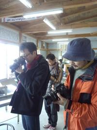 気仙沼のかき小屋「唐桑番屋」に行ってきました!