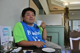 世界初!サッカー漫画合宿 in 蔵王①(昼の部)