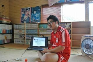 世界初!サッカー漫画合宿 in 蔵王②(午後の部)