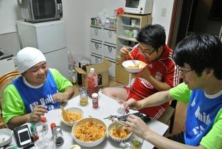 世界初!サッカー漫画合宿 in 蔵王③(夜の部)