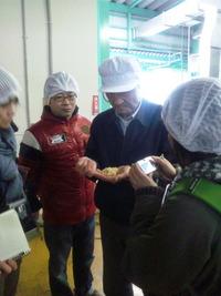 鎌田醤油さんの工場を見学