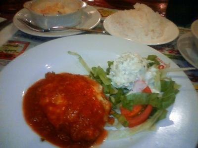 イタリアンレストラン チロル
