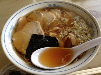 「山椒」のチャーシュー麺