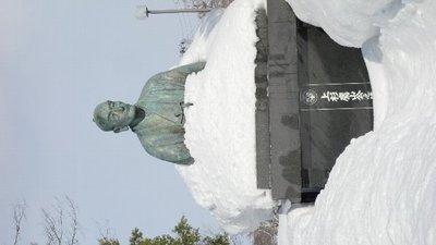上杉城址と松ヶ崎神社