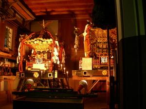 初詣 六椹八幡神社