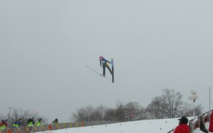 スキージャンプワールドカップ女子 蔵王大会