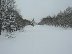 蔵王は、まだまだスキーシーズン