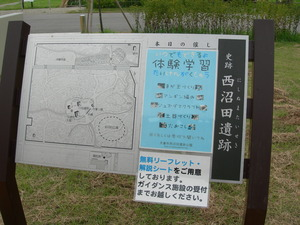 天童市西沼田遺跡公園