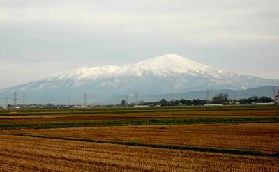 出羽富士 鳥海山