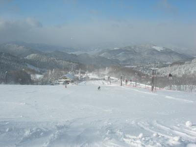 猿倉スキー場