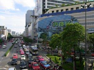 最近のバンコクの事情(2) 治安情勢