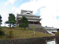 上山城 ☆高いところから箱庭写真シリーズ
