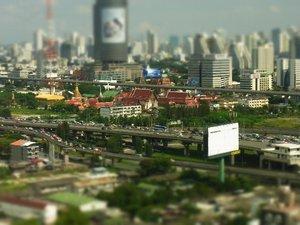 最近のバンコクの事情(1) 経済情勢