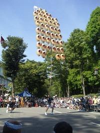 2011年 竿燈祭り 終了~