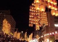 2011年 竿燈祭り!!