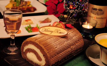 12月にクリスマスプランをご利用になられたお客様の声