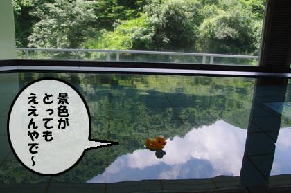 アヒルちゃん・イン・ザ・温泉♪その2