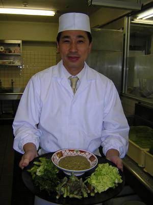 スタッフブログ「料理長が語る美味しい話」①