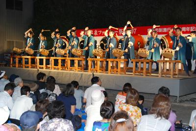 飯坂の夏の祭典!流し踊りに参加しよう☆