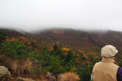 安達太良山の紅葉2010【2】