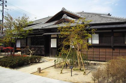 【潜入!!】飯坂の「旧堀切邸」に行ってみた(2)