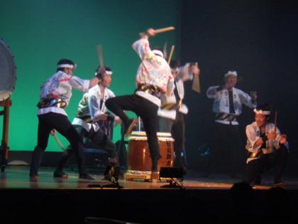 飯坂温泉太鼓まつり2010!