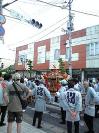一関夏祭り♪