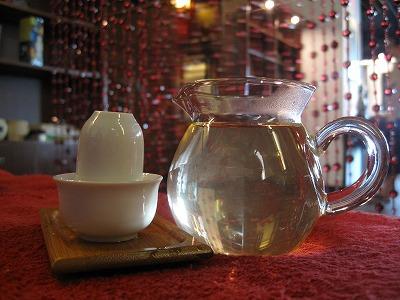 昨日は中国茶を頂きながら中国語学習☆