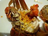 上海蟹メスの季節