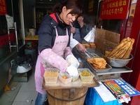 上海の朝食・飯団
